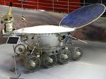 Russia's Lunokhod 1 from 1970